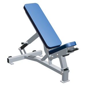 Hammer Strength Adjustable Bench (Pro Style)