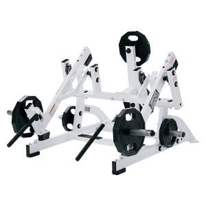 Hammer Strength Squat High Pull