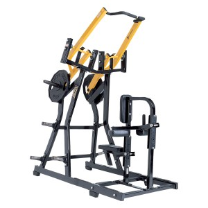 Hammer Strength Iso-Lateral Front Lat Pulldown