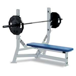 Hammer Strength Olympic Flat Bench